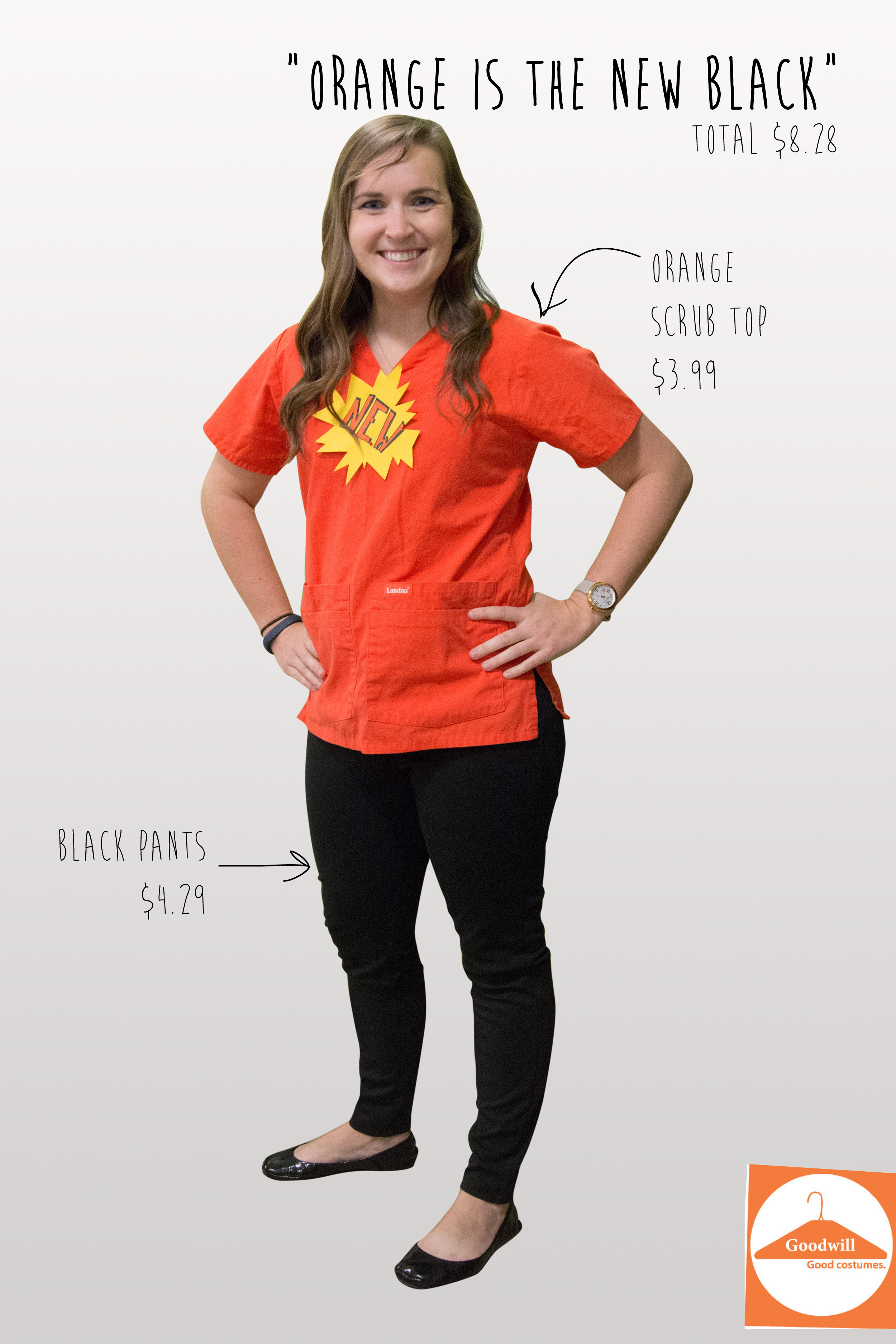 diy orange is the new black costume